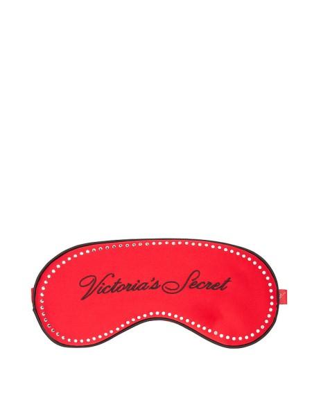 Маска для сна Victoria's Secret Eye Mask Lipstick Elastic straps