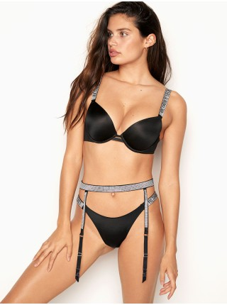 Пояс Victoria's Secret VERY SEXY Shine Strap Garter Belt