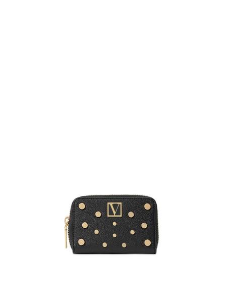 Кошелек Victoria's Secret The Victoria Small Wallet Stud Black Lily