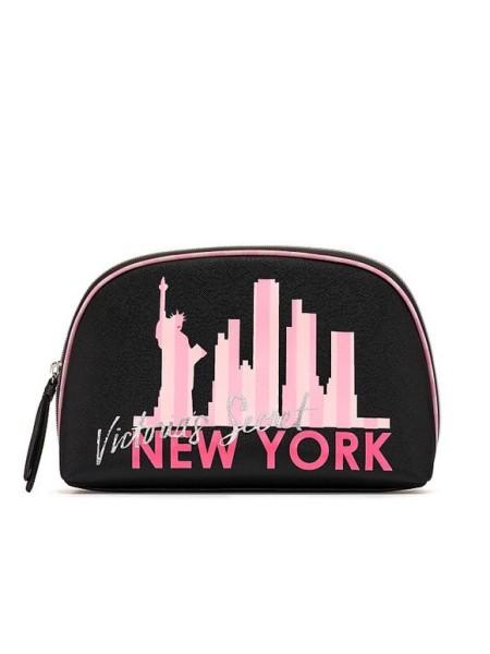 Средняя косметичка Victoria's Secret New York Beauty Glam Bag