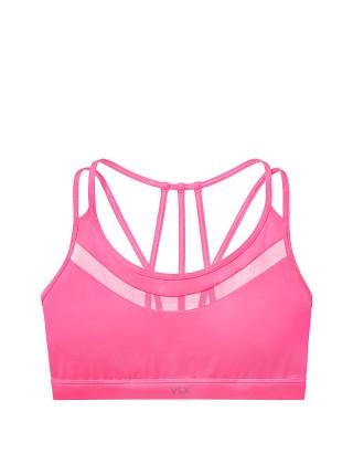 Спортивный топ Victoria's Secret Pink Strappy back VSX Sport Bra