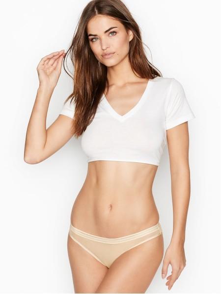 Трусики Victoria's Secret Very Sexy Bikini panty Coconut Milk color