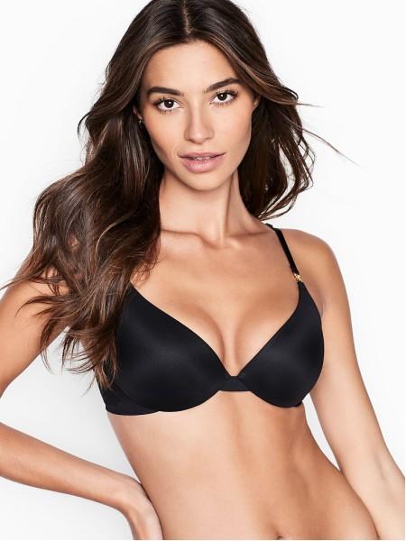 Бюстгальтер Victoria's Secret Very Sexy Uplift Plunge Bra - Black