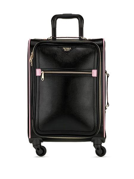 Чемодан Victoria's Secret Black Rolling Luggage