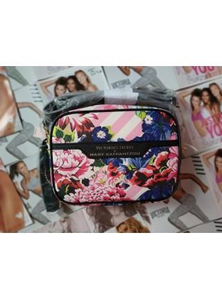 Кросс-боди и поясная сумка Victoria's Secret х MARY KATRANZOU Signature Stripes & Floral print