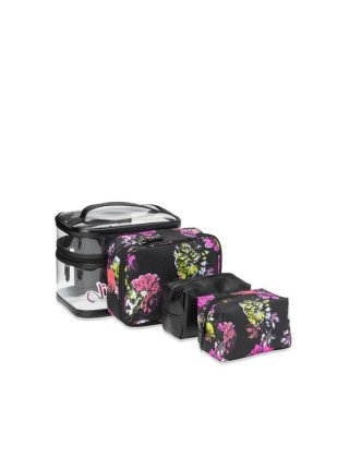 Bombshell Wild Flower Beauty Bag Set 4 в 1 Victoria's Secret