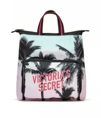 Victoria's Secret Graphic Tease Dreamer Fold-and-Pack Backpack