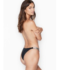 Трусики Victoria's Secret Very Sexy Crystal Logo LOVE Shine Strap Brazilian Panty