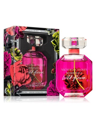 Парфюм Victoria's Secret Bombshell Wild Flower EAU DE PARFUM 50ml