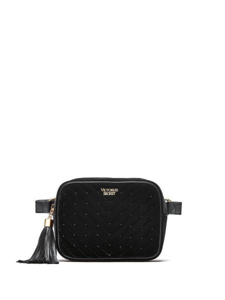 Сумка на пояс Victoria's Secret belt bag black