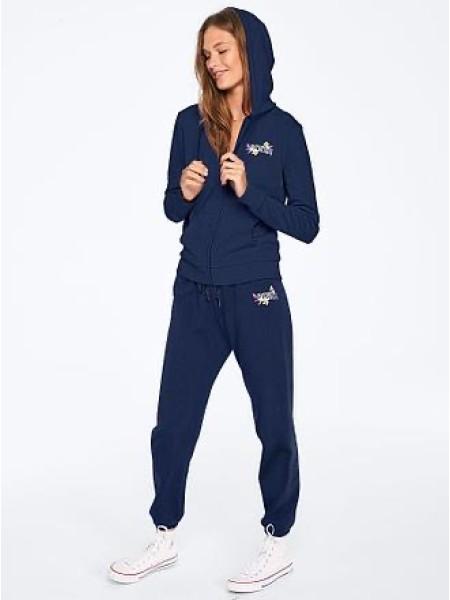 Спортивный костюм Victoria's Secret PINK SPORT синий