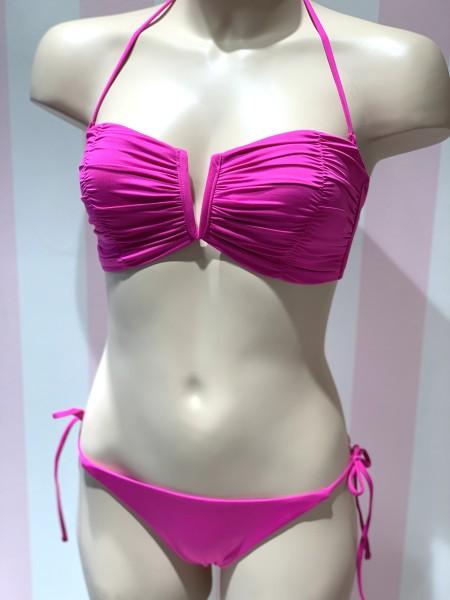 Купальник бандо Victoria's Secret PINKColor