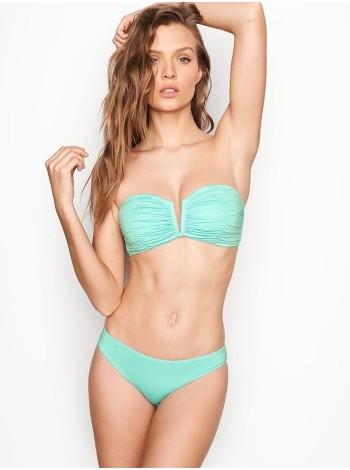 Купальник бандо Victoria's Secret Tiffany Color