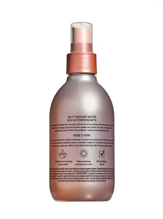 Бронзатор Victoria's Secret Bronzed Coconut Self-Tanning Water with Coconut Water