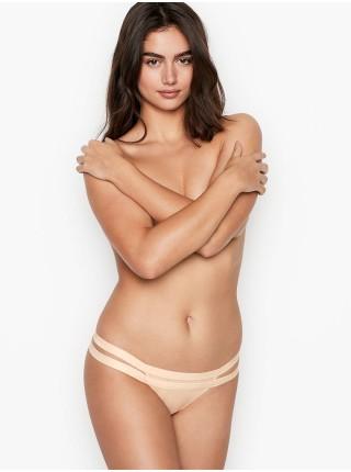 Комплект белья Victoria's SecretVery Sexy Unlined Mesh Balconette BraChampagne