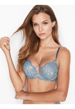 Бюстгальтер Victoria's Secret Very Sexy Bra Bombshell ADDS 2 CUP Sizes CROCHET LACE