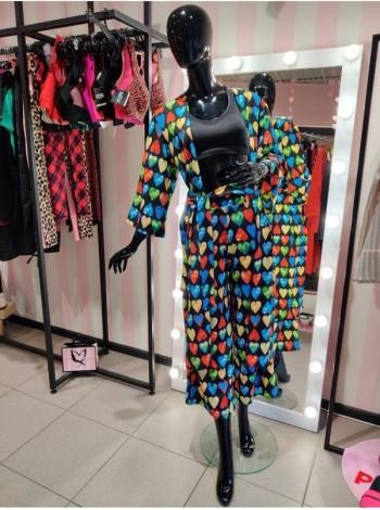 Стильный костюм CUTEBERRY PRINT HEARTS