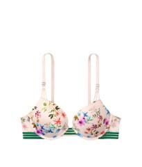 Бюстгальтер Victoria's Secret Very Sexy Push-up Pink Ivory Floral