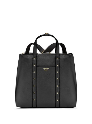 Рюкзак Studded Convertible Backpack Black