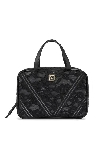 Косметичка Victoria's Secret Everything Travel CaseFloral Lace