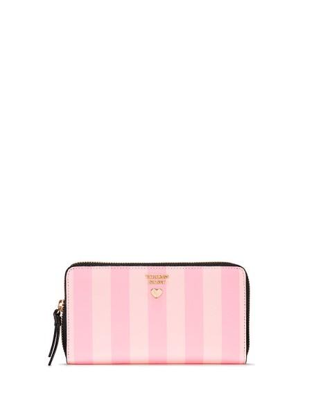 Кошелек VSSignature Stripes  Zip Wallet