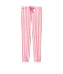 Пижама сатиновая Victoria's Secret в розовую полоску