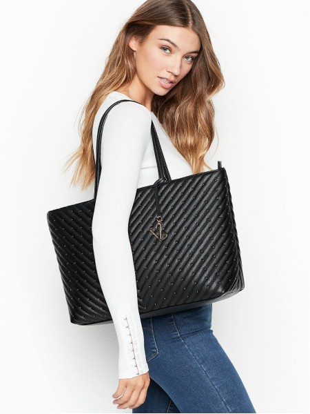Cумка Victoria's Secret Black Tote