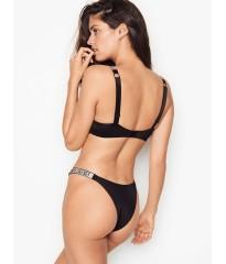 Комплект белья Victoria's Secret Very Sexy Embellished Strap Push-up Bra set