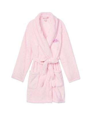 Халат Victoria's Secret Cozy Plush Pink Robe