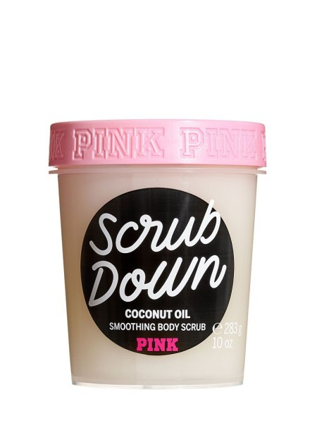 Скраб Victoria's Secret Scrub Down Smoothing Body Scrub with Coconut Oil