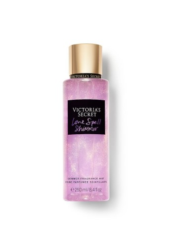 Love Spell Shimmer Victoria's Secret - Спрей для тела Виктория Сикрет