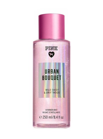 Спрей для тела Victoria's Secret PINK Urban Bouquet Shimmer