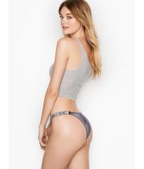 Трусики Victoria's Secret Very Sexy Crystal Logo Shine Strap Brazilian Panty CONCORD