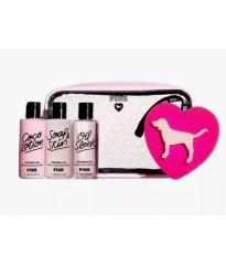 Подарочный набор Pink's Travel Pack Coconut Oil Body Care