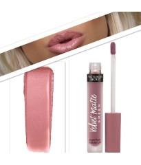 БЛЕСК ДЛЯ ГУБ Victoria's Secret - Кремовая помада - Velvet Matte BLOTTED liquid lip SHEER