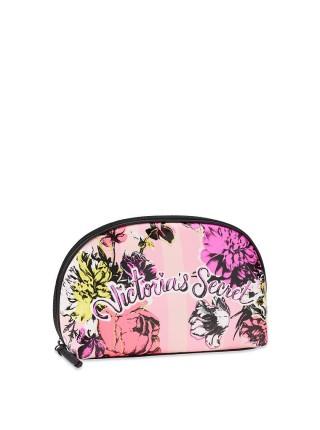 СРЕДНЯЯ КОСМЕТИЧКА Bombshell Wild Flower Glam Bag Victoria's Secret