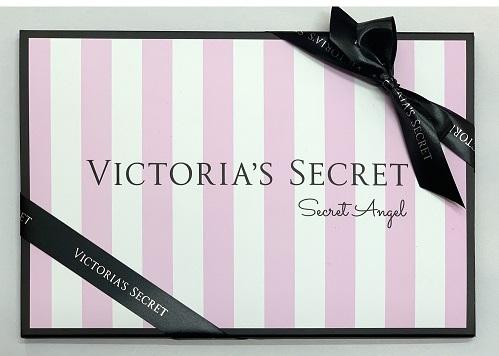 Подарочный сертификат от Виктория Сикрет