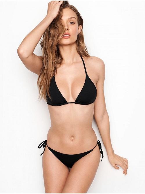 Черный купальник Victoria's Secret